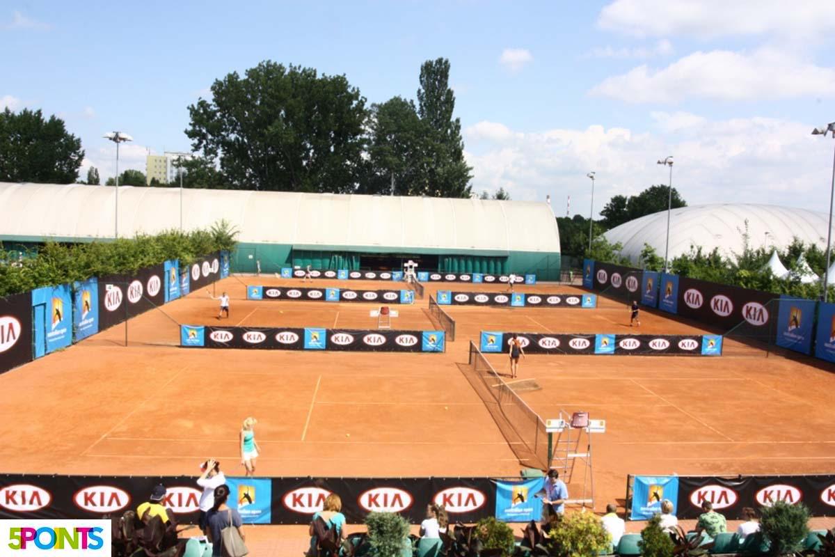 Amatorski Tenis Polski - organizacja zawodów